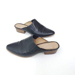 Madewell $148 Lanna Mule Leather Slip On G7926 7